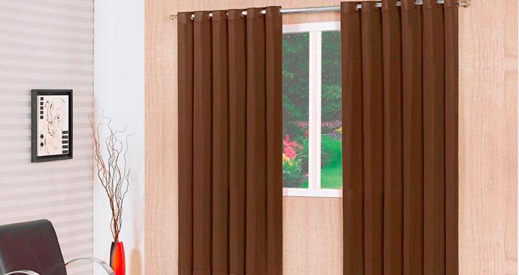 Cortinas r sticas veja as dicas para combinar o r stico for Cortinas rusticas