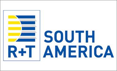R+T South America - Logo