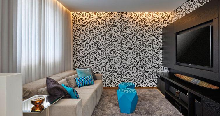 Aprenda mais sobre o poder da estampa na decoração