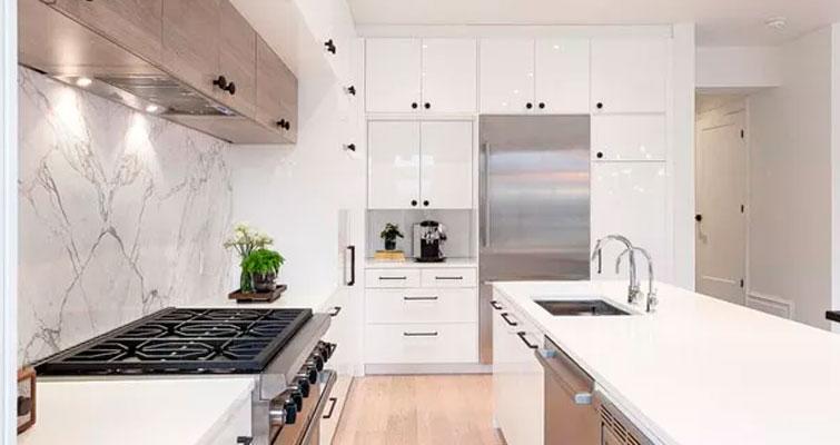 Conheça o estilo de cozinha monocromática e apaixone-se!