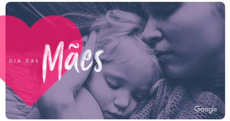 Dia das Mães é a data sazonal mais rentável, de acordo com o Google