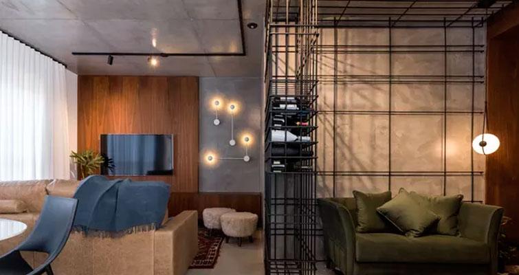 Saiba como incluir o estilo industrial na decoração do lar