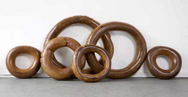 Obra Ring de Hugo França